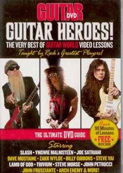 Best of Guitar World Video Lessons