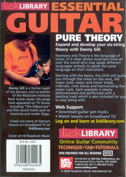 harmony and theory back cover