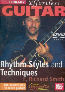 Guitar Rhythm Styles and techniques